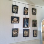 Céramiques de peintre