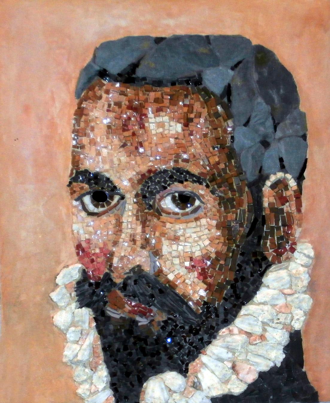 Portrait du Greco par Marie Josèphe Neau